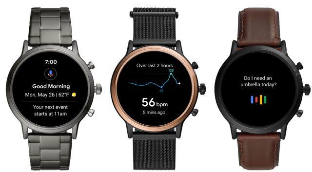 Fossil выпускает умные часы Gen 5, поддерживающие износ ОС на Life Support