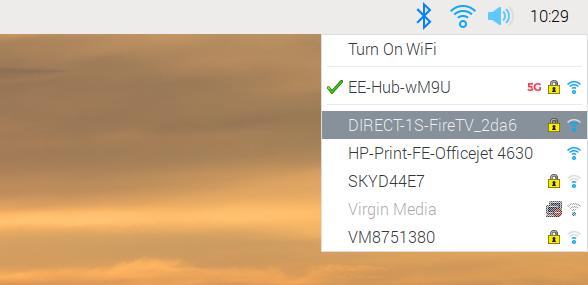 Как настроить Wi-Fi и Bluetooth на Raspberry Pi 3