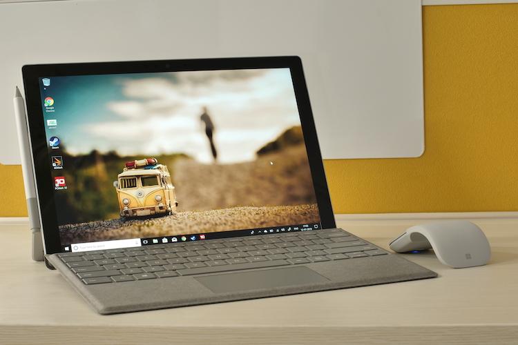 Предстоящие конфигурации Surface Pro 7 просочились
