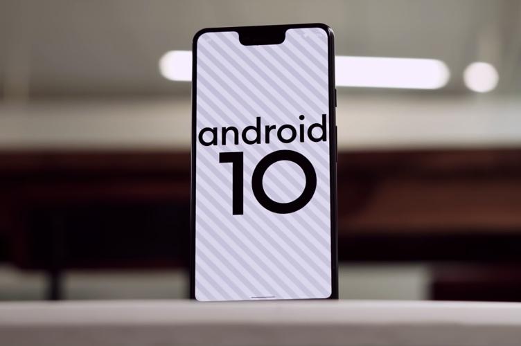 Когда мой телефон получает обновление Android 10?