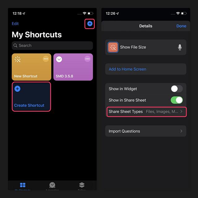 Как легко найти размер файлов в iPhone и iPad