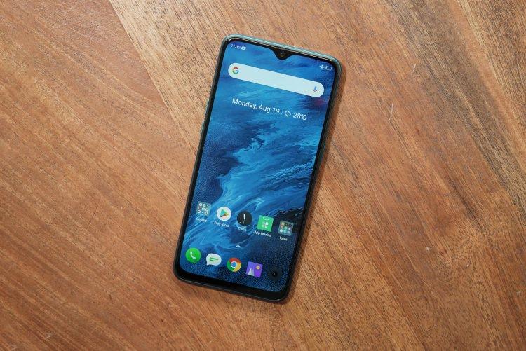 Realme раскрывает график выпуска обновлений для Android 10