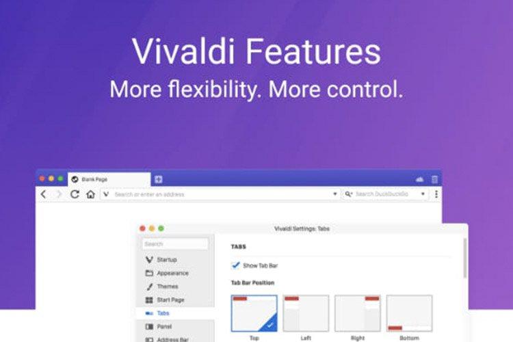 Браузер Vivaldi теперь доступен на Android