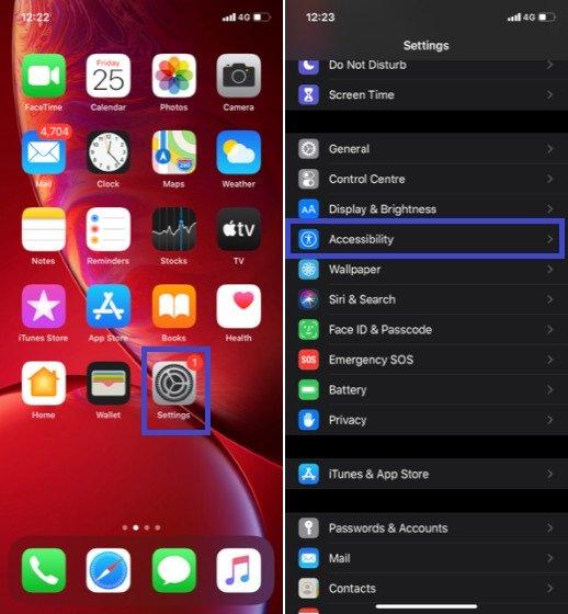 Как отключить автоматическое воспроизведение эффектов сообщений и видео-превью в iOS 13