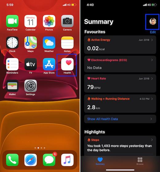 Как удалить все данные о здоровье с iPhone в iOS 13