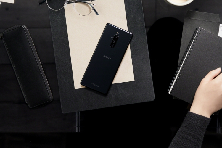 Sony Shares Andorid 10 Обновление Roadmap для телефонов Xperia