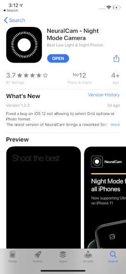Как включить ночной режим на старых iPhone, таких как iPhone Xs / XR / 8