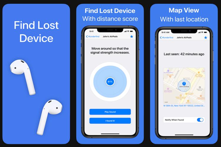 Это приложение поможет вам легко найти ваши устройства Bluetooth