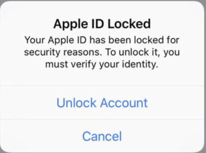 Как восстановить доступ к заблокированному или отключенному Apple ID [Working]
