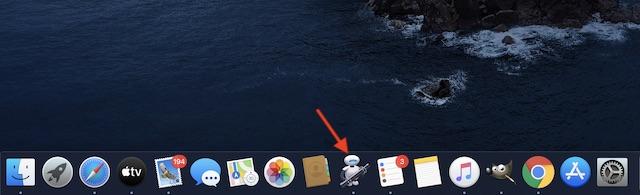 Как быстро переключаться между темным и светлым режимами на Mac