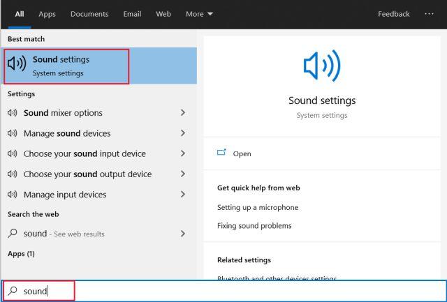 Как починить наушники, не работающие в Windows 10 [Working]