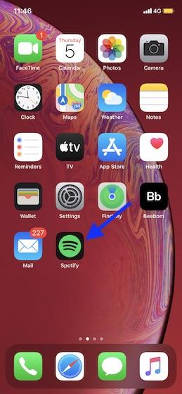 Как использовать Spotify's Sleep Timer на iPhone и iPad