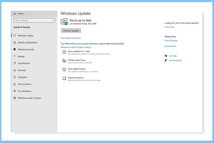 Последняя инсайдерская сборка Windows 10 19536 содержит дополнительные обновления