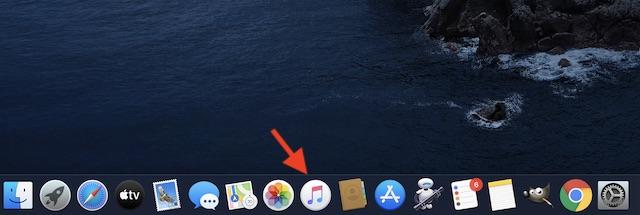Как авторизовать / деавторизовать Mac из iTunes Store в macOS Catalina