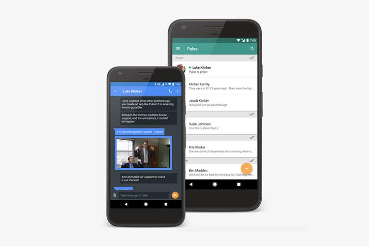 Исходный код Android-приложения «Pulse SMS» выпущен на Github