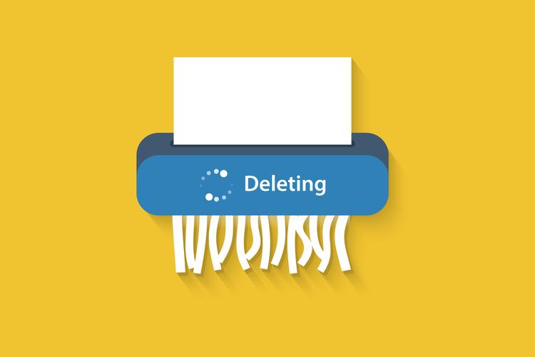 Как безопасно удалить файлы в Windows 10