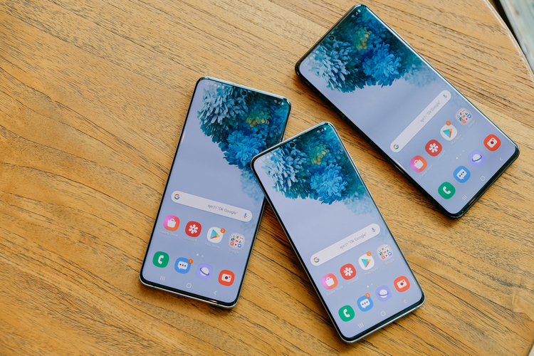 Пользователи Galaxy S20 теперь могут отправлять или получать сообщения RCS на ПК с Windows
