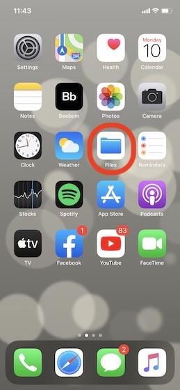Как поделиться папками iCloud на iPhone и iPad