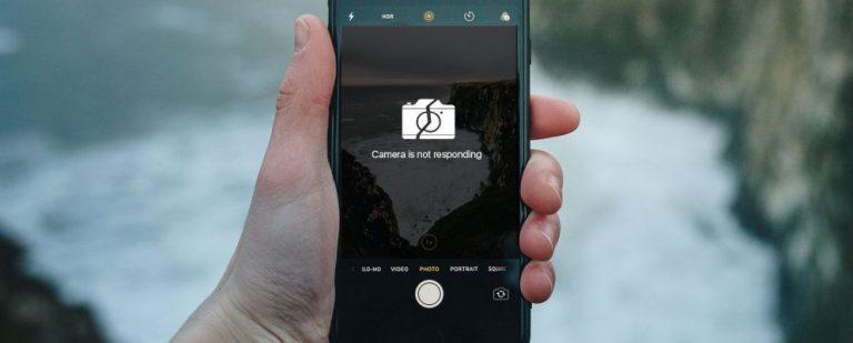 Камера iPhone не работает? 7 общих проблем и как их исправить