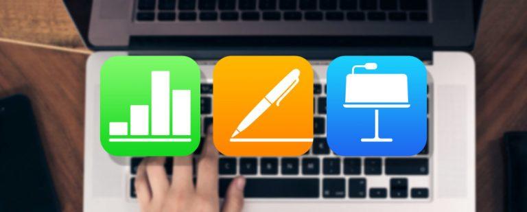 5 причин, по которым вы должны использовать iWork вместо Microsoft Office