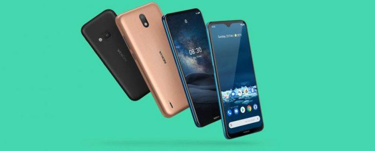 HMD Global представляет перспективные смартфоны Nokia 5G