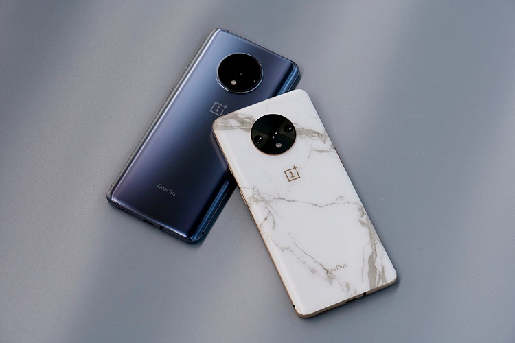 OnePlus 7T, возможно, имел мраморный вариант отделки, раскрывает генеральный директор Пит Лау