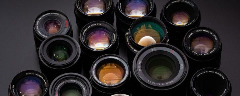 5 приложений и руководств по фотографии, чтобы найти лучший объектив для вашей камеры