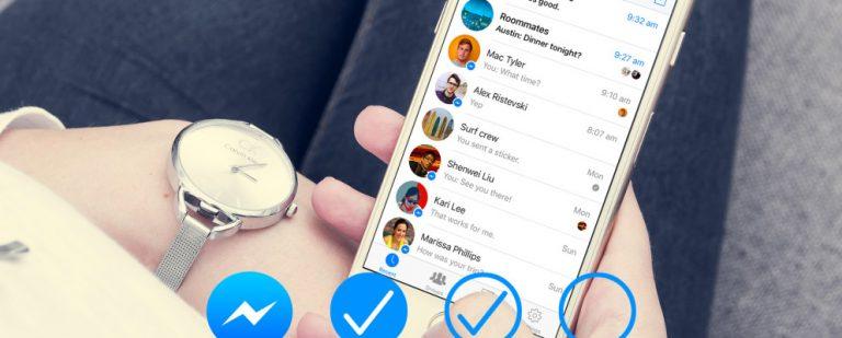 Значки и символы Facebook Messenger: что они означают?