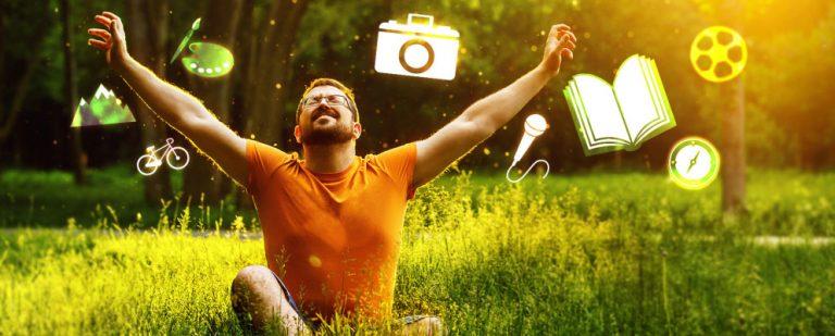 5 творческих увлечений для взрослых, которые сделают вас счастливее