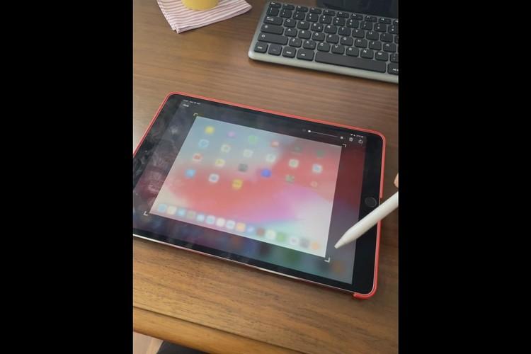 Как делать скриншоты в iPad с помощью Apple Pencil