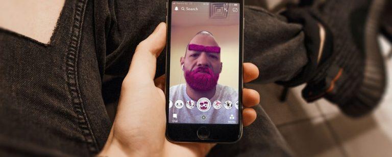 Как разблокировать скрытые Snapchat фильтры и линзы