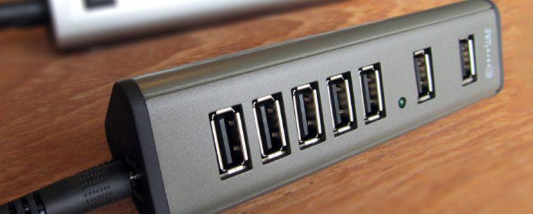 Что такое USB-концентратор? 3 причины, почему вам нужен