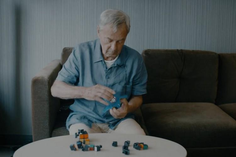 Вам просто нужно 20 ходов, чтобы решить кубик Рубика