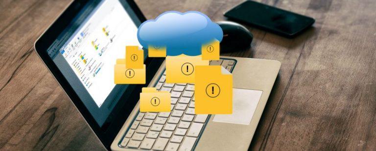 Файлы и папки Windows, которые вы всегда должны резервировать