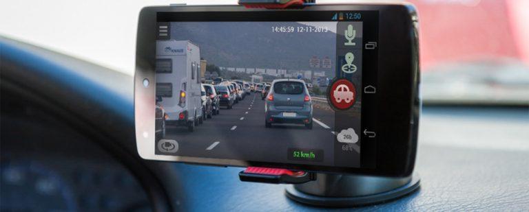 Сравнение 4 лучших приложений Dash Cam для Android