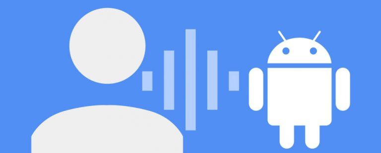Как полностью управлять своим Android-устройством с помощью голоса