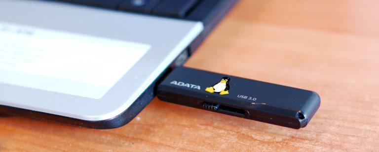 Запуск Linux с USB-накопителя: вы делаете это правильно?