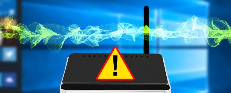 Как исправить медленное или нестабильное соединение Wi-Fi