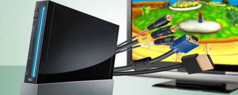 6 способов подключить Nintendo Wii к телевизору любого типа