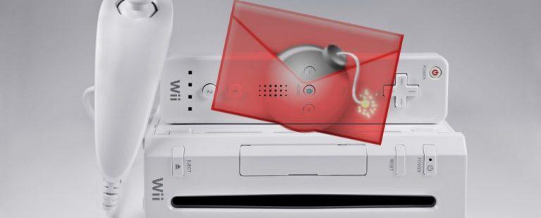 Как установить Homebrew на Nintendo Wii с помощью LetterBomb