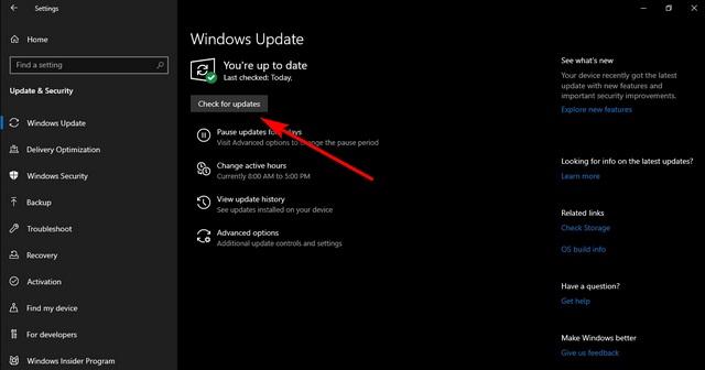 Вот как установить обновление Windows 10 May 2020 на ПК прямо сейчас