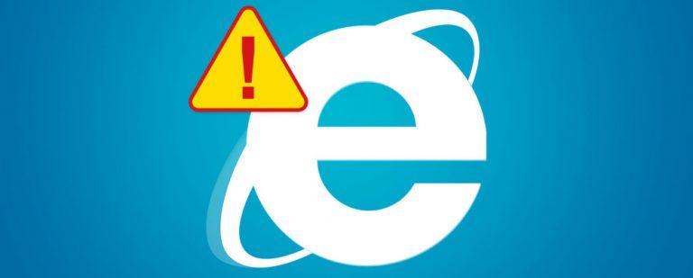 8 наиболее распространенных проблем Internet Explorer (и простых способов их устранения)