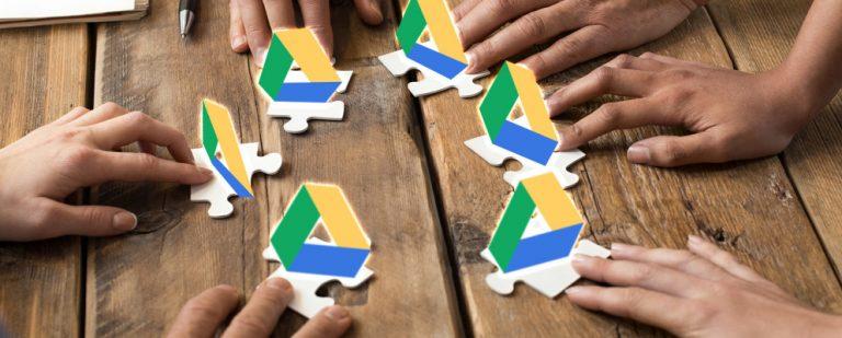 10 советов по управлению общими файлами на Google Диске