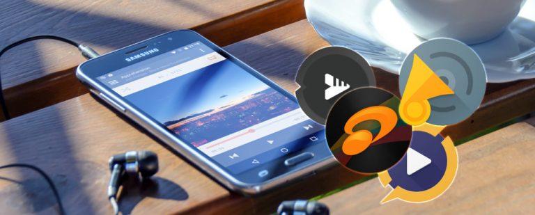 15 лучших музыкальных приложений для Android