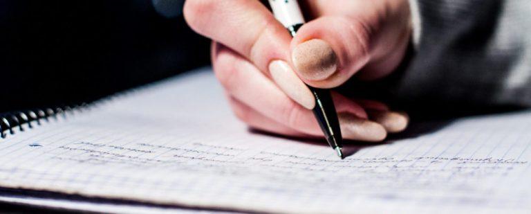 Как превратить ваш почерк в шрифт