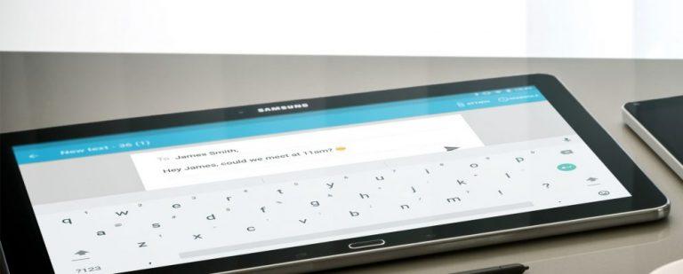 Как отправлять и получать текстовые сообщения на планшетах Android