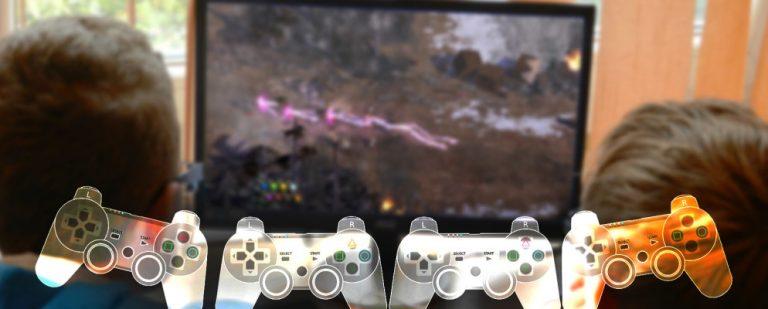 Как настроить сеть Wi-Fi, чтобы играть в сетевые игры