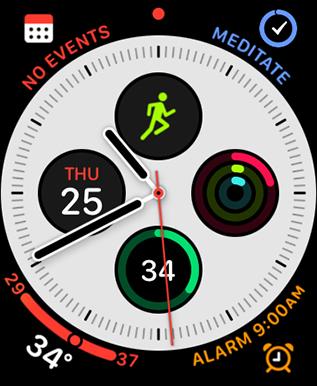 Как поделиться Apple Watch Faces в watchOS 7