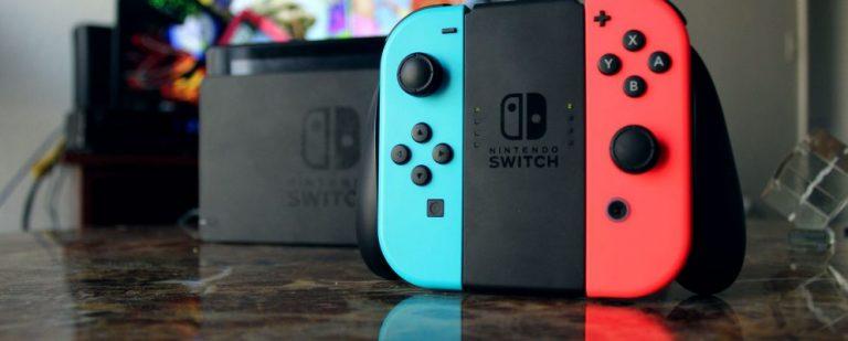 Как настроить пользовательский интерфейс Nintendo Switch
