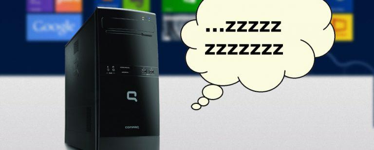 Как предотвратить случайный пробуждение компьютера с Windows